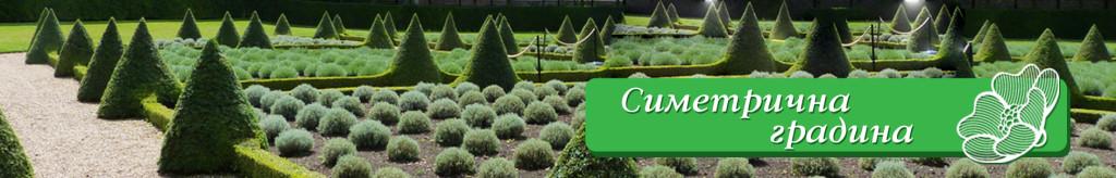 symetric garden