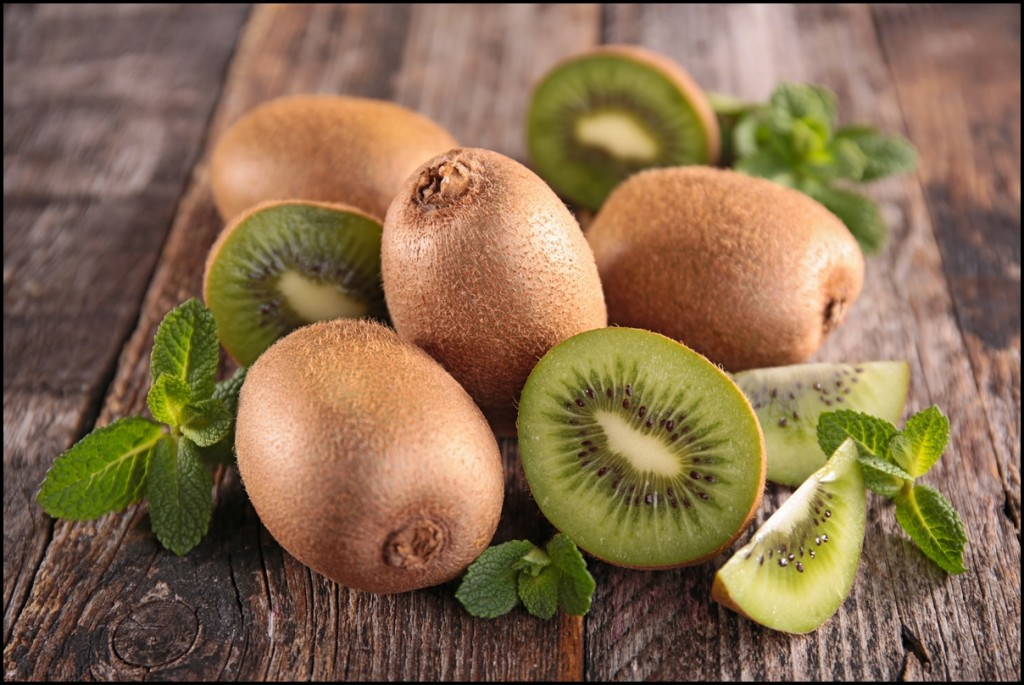Kiwi Kiwifruit Киви